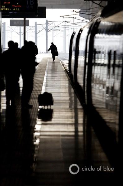 7208-Catching the Subway
