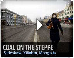 Coal on the Mongolian Steppe