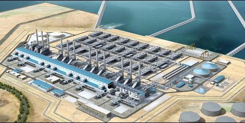 Marafiq Plant in Al Jubail