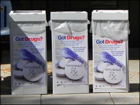 DEA National Drug Take-Back Day