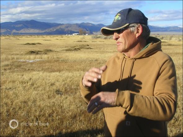 San Luis Valley Colorado water energy food