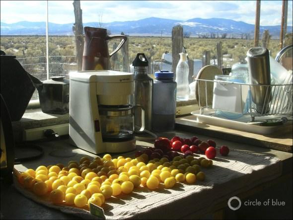 San Luis Valley Colorado water energy food Southeast
