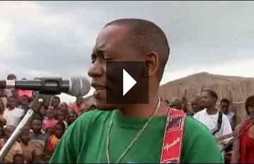 Mozambique Guitar Hero