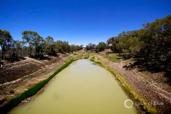 Murray Darling River Basin Australia agriculture food water scarcity drought