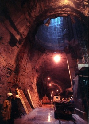 Chicago water infrastructure wastewater sewer pipelines underground