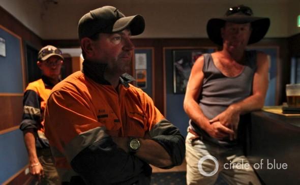 damen marrick muswellbrook hunter valley australia coal mining miner mine truck driver mechanic