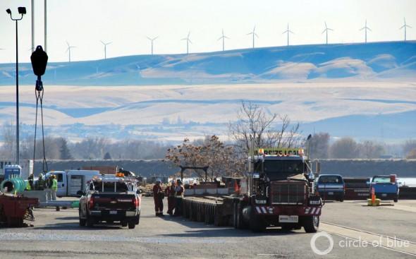 tar sands wind farm pasco washington clean energy fossil fuel south korea exxon imperial oil alberta canada