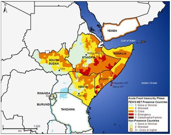 food security famine horn of east africa united nations usaid