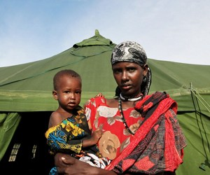 Food Shortages Loom Again in Somalia, But Refugees Can't Escape Water Crisis