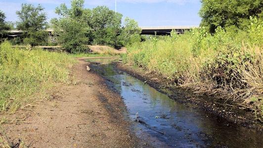 Arkansas River US Drought 2012