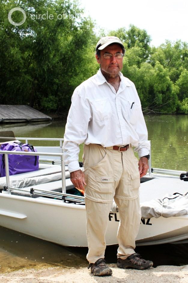 Dan Tonsmeire executive director Apalachicola Riverkeeper florida protect watershed Apalachicola-Chattahoochee-Flint River Basin Georgia Alabama Florida