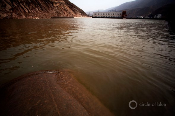 China Yellow River drinking water pollution contamination purification Liang Jia Wang groundwater