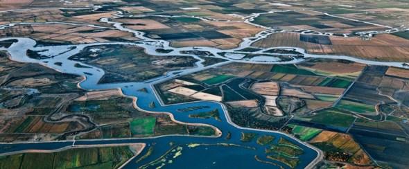 California Central Valley Project delta irrigation colorado river water supply