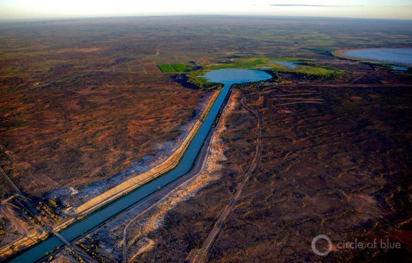 Murray Darling River Basin Australia J. Carl Ganter water scarcity