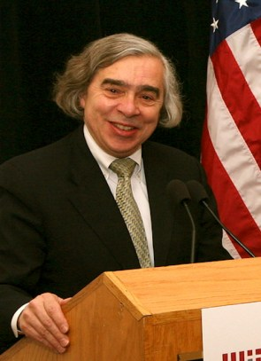 Department of Energy DOE Nominee Ernest Moniz Barack Obama Washington Water Main