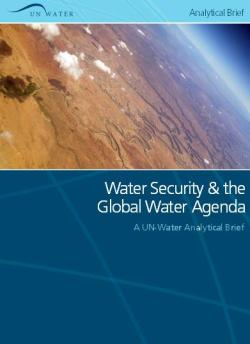 world water day 2013 united nations un-water water security paper report analytical brief