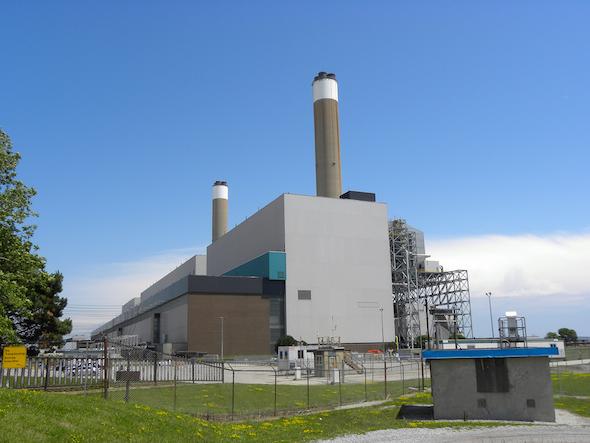 Coal power, Ontario, Natural Gas, Nanticoke