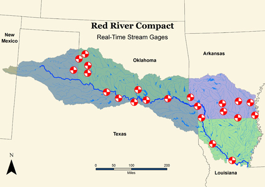 Red River Compact Texas Oklahoma U.S. Supreme Court water rights water law