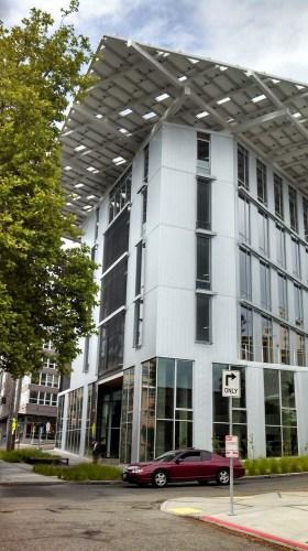 Bullitt Center Seattle green building office