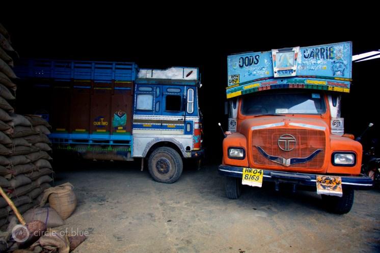 India Naraingarh Haryana Gupta Shivshakti Rice Mill night work job electricity state grid industry manufacturing grain price buyer production harvest depot trader seller water food energy choke point circle of blue wilson center j. carl ganter