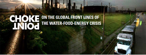 Global Choke Point water food energy nexus Circle of Blue Wilson Center