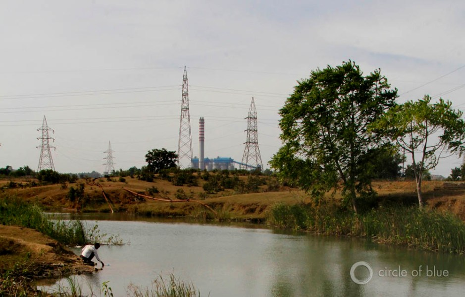 Coal India Southeastern Coalfields Ltd. Chhattisgarh water food energy shortage rainfall coalbelt power plant river choke point circle of blue wilson center aubrey ann parker