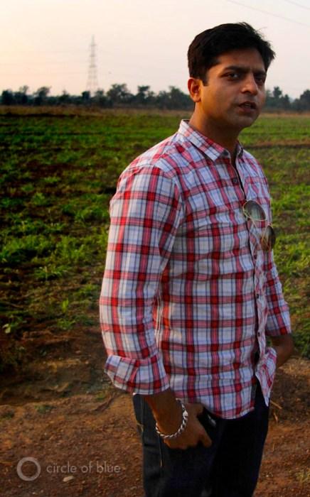 India Tilda Chhattisgarh biofuel biomass Raipur Agro Farm Napier grass Guarav Jindal farm farming farmer pilot project coal alternative water food energy choke point circle of blue wilson center aubrey ann parker