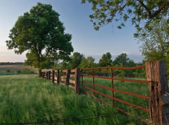 Kansas Ogallala Aquifer farming agriculture irrigation conservation