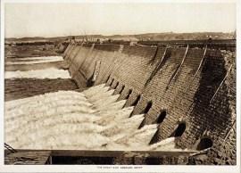 Nile River Norbert Schiller Aswan High dam Egypt hydroelectric hydropower