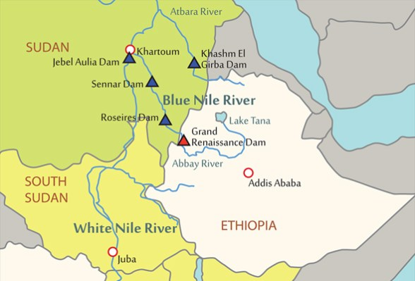 Worksheet. Super Dam Egyptian Concern for Nile Water Security Spurs