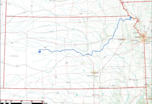 Kansas aqueduct pipeline Ogallala Aquifer Missouri River agriculture irrigation Mark Rude