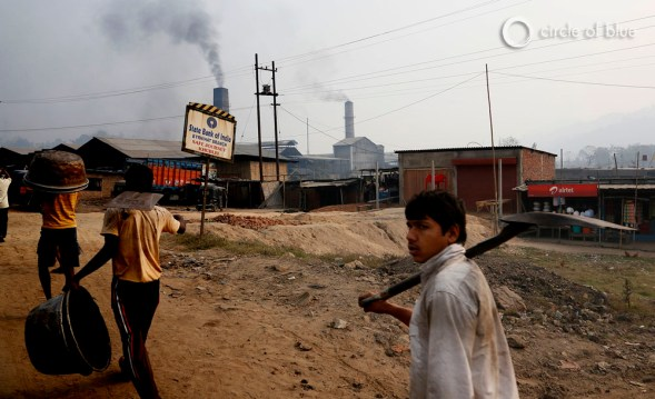 Much of the coal mined in Meghalaya fuels chemical and steel plants in a desperately polluted industrial area outside Guwahati, the capital of Assam.