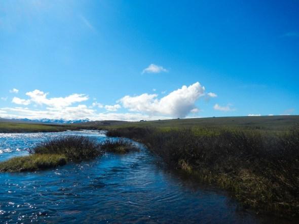 Kuparuk River Alaska Arctic