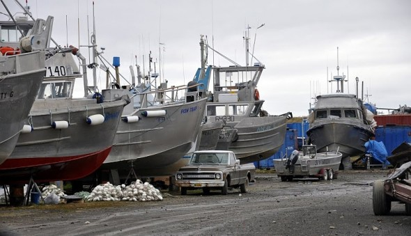 EPA Clean Water Act 404c Veto Pebble Mine Bristol Bay fishing boats