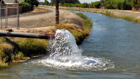 California groundwater regulation drought policy