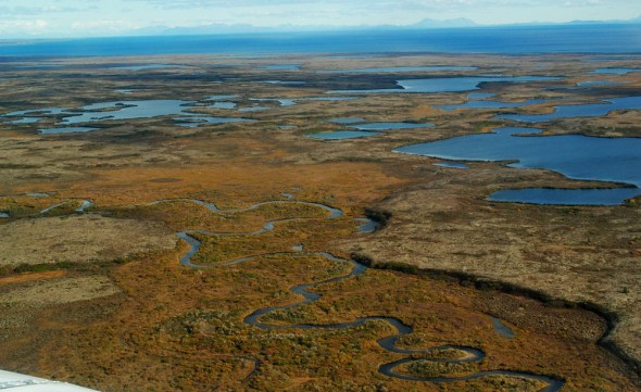 EPA Clean Water Act 404c Veto Pebble Mine Bristol Bay Kaskanak Creek
