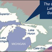 Data provided by the City of Waukesha and given to Circle of Blue by Steve Edlund show clearly that water levels in the City's deep aquifer supply are rising, not falling as Waukesha officials assert in an application to draw its water from the Great Lakes.