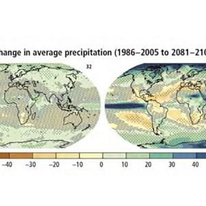 IPCC Intergovernmental Panel on Climate Change World Precipitation Climate Change Hydrologic Cycle