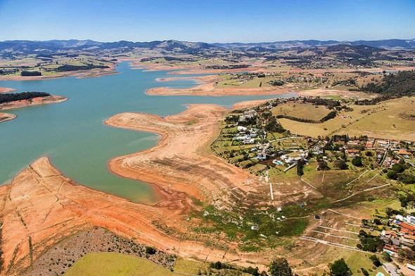 braganca paulista reservoir Sao Paulo water shortage drought Brazil