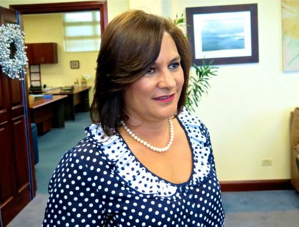 Panama Canal Authority expansion Executive Vice President Ilya R. Espino De Marotta Keith Schneider Circle of Blue