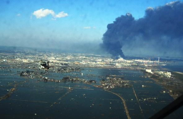 Sendai Japan natural disasters disaster risk reduction tsunami