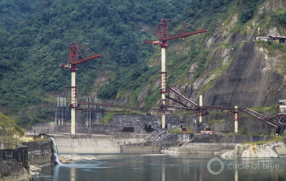 Big India Dam Unfinished And Silent Could Be Tomb For Giant