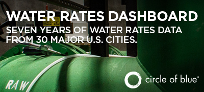 Visit our current water rates data dashboard