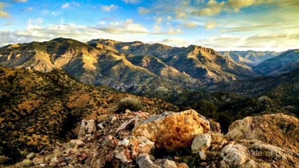 Gila Wilderness New Mexico Mogollon Mountains nature sunrise