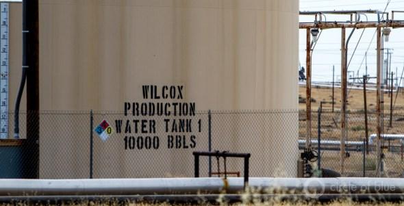 California Kern County oil industry pump jacks energy