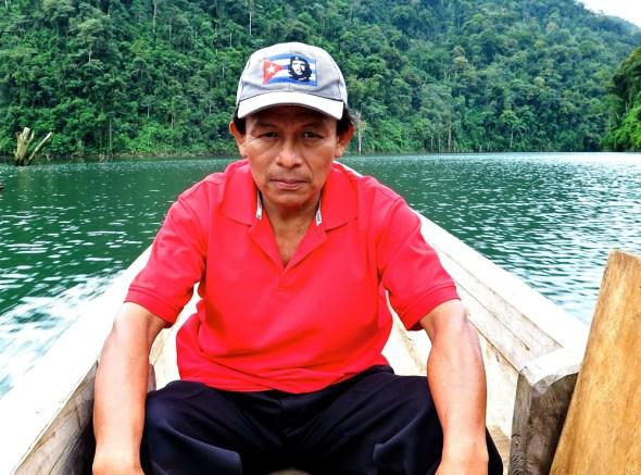 Panama Changuinola River Central America flooding hydropower