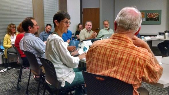 California Santa Cruz County sustainable groundwater management act Soquel-Aptos circle of blue