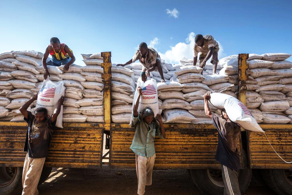 Ethiopia Hunger Reaches Emergency Levels - Circle of Blue