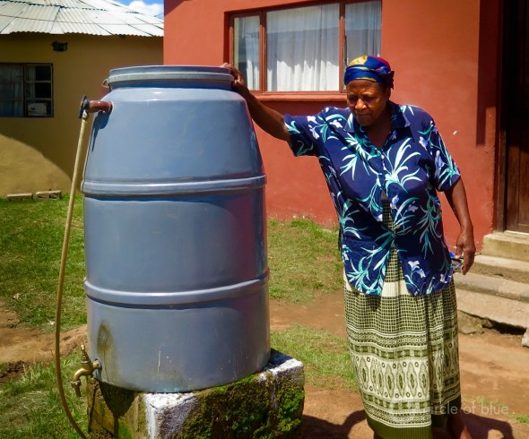 Durban South Africa drought wastewater sanitation water management ablution blocks