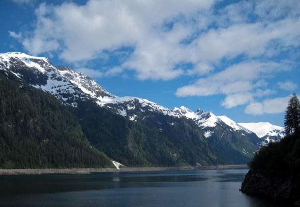 Blue Lake Sitka Alaska bulk water export Circle of Blue